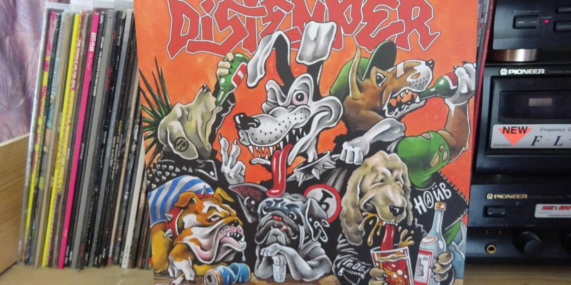 Distemper - Ham no... (A Tribute to Russian Punkrock) 2