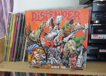 Distemper - Ham no... (A Tribute to Russian Punkrock) 2