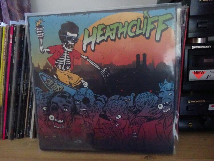 Heathcliff - Stay Posi 1