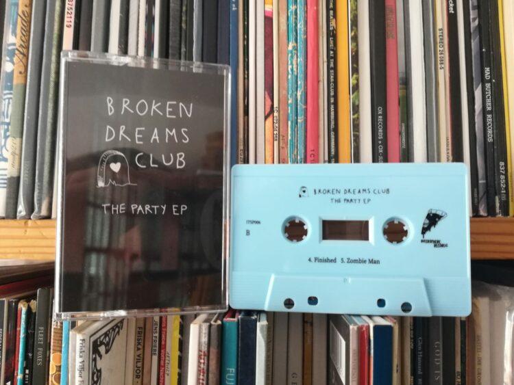 Broken Dreams Club - The Party EP
