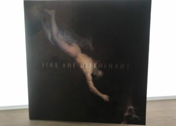 Five the Hierophant - Through Aureate Void 4