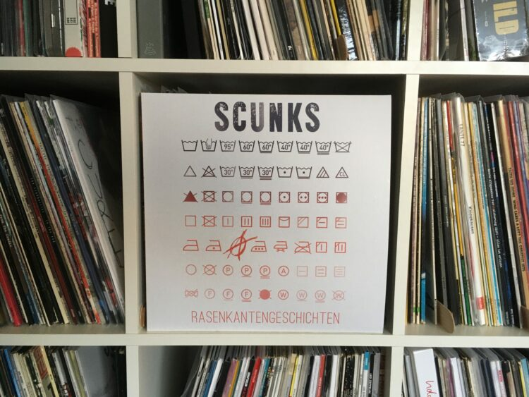 Scunks - Rasenkantengeschichten 1