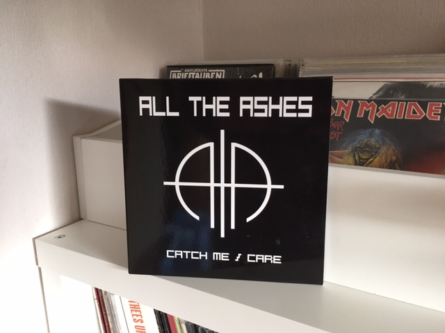 All The Ashes - Catch Me / Care 1