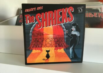 The Shrieks - Killer´s Kiss 3