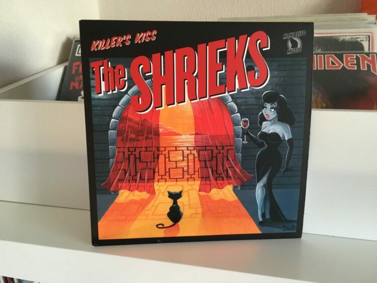 The Shrieks - Killer´s Kiss 1