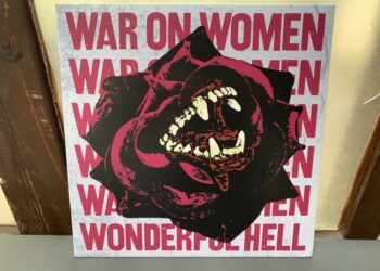 War on Women - Wonderful hell 10