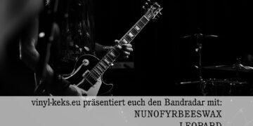 Bandradar - NUNOFYRBEESWAX, LEOPARD, CHLOR 19