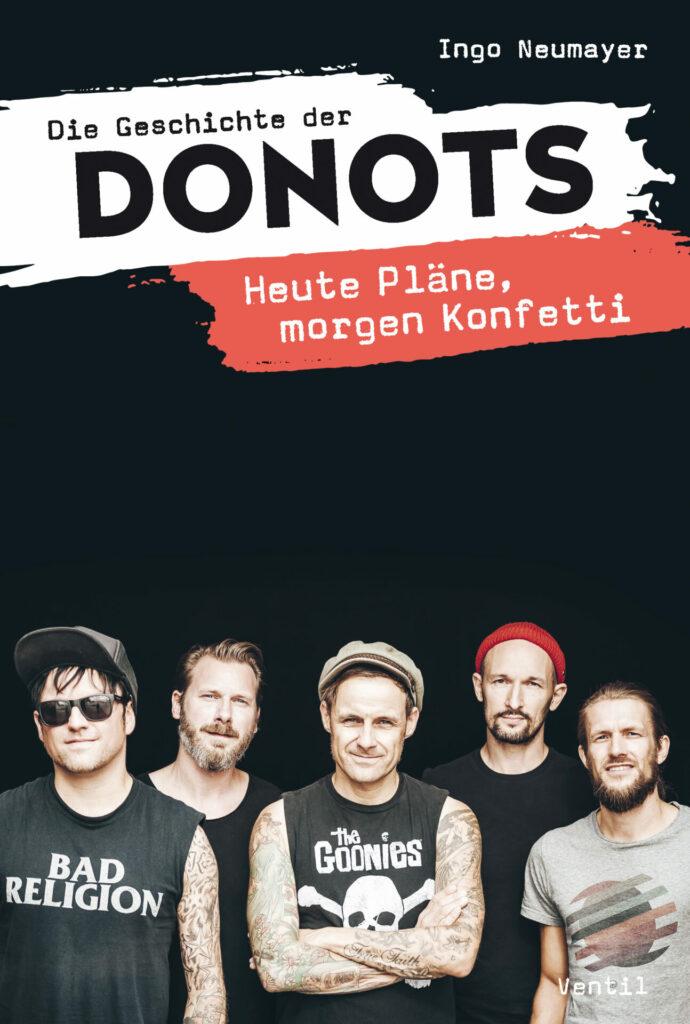 Donots - Heute Pläne. morgen Konfetti