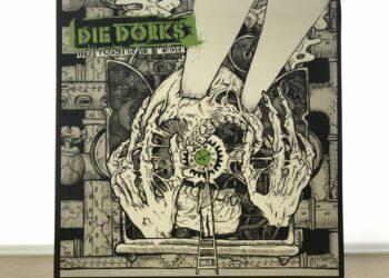 DIE DORKS - Die Maschine Von Morgen 12
