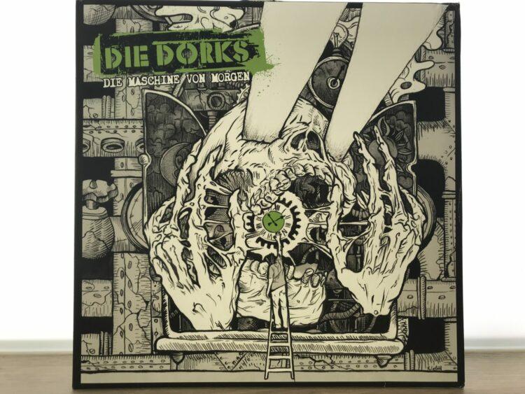 DIE DORKS - Die Maschine Von Morgen 1