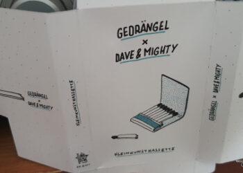 Gedrängel x Dave & Mighty - Kleinkunstkassette 2