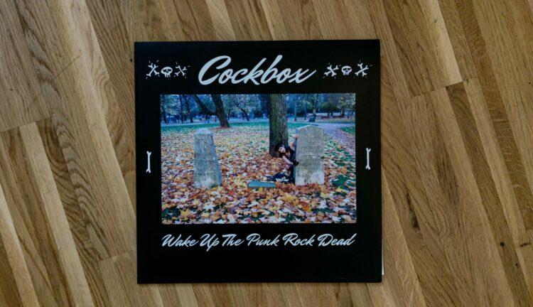 Cockbox - Wake Up The Punkrock Dead 1