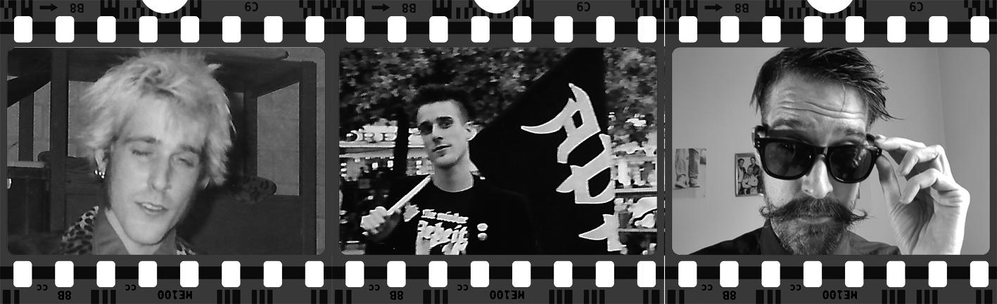 Musik trifft Literatur #11 - mit Falk Fatal ( u.a. POLYTOX PODCAST, Sänger von FRONT) 2