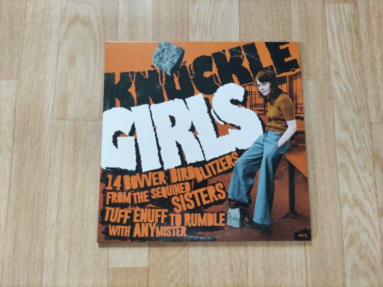 Varios Artists - Knuckle Girls