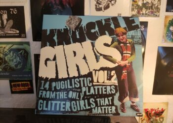 Varios Artists - Knuckle Girls Vol. 2