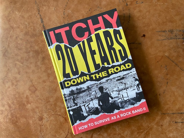 Itchy -Twenty Years Down The Road