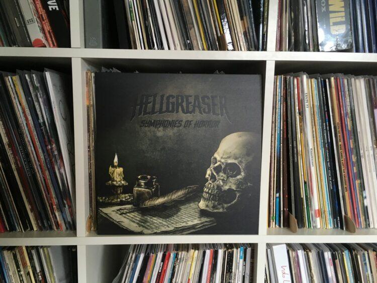 Hellgreaser - Symphonies Of Horror (Ten Years Of Hellgreaser) 1