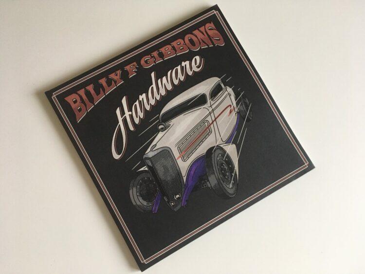 Billy F Gibbons - Hardware 1