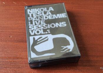Nikola Tesla - V.A.: Pandemie Live Sessions Vol.1 MC 5
