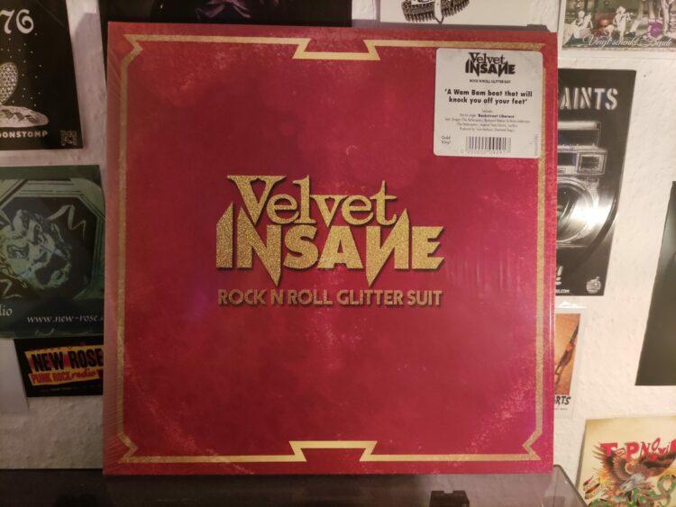Velvet Insane - Rock n Roll Glitter Suite