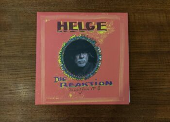 Helge Schneider - Die Reaktion - The Last Jazz Vol. II 1