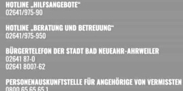 Hochwasser in Deutschland 7