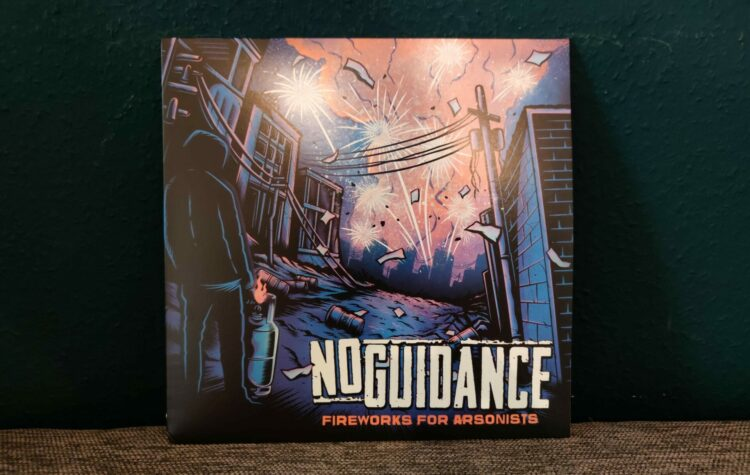 NO GUIDANCE - FIREWORKS FOR ARSONISTS 1