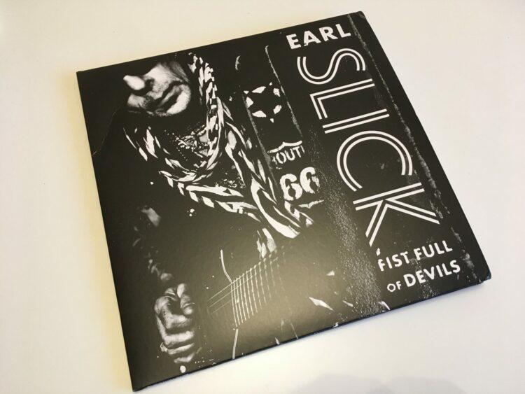 Earl Slick - Fist Full Of Devils 1