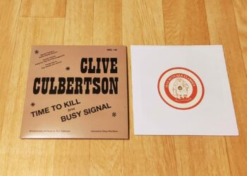 CLIVE CULBERTSON TIME TO KILL/BUSY SIGNAL