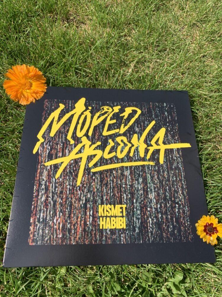 Moped Ascona - Kismet Habibi 1