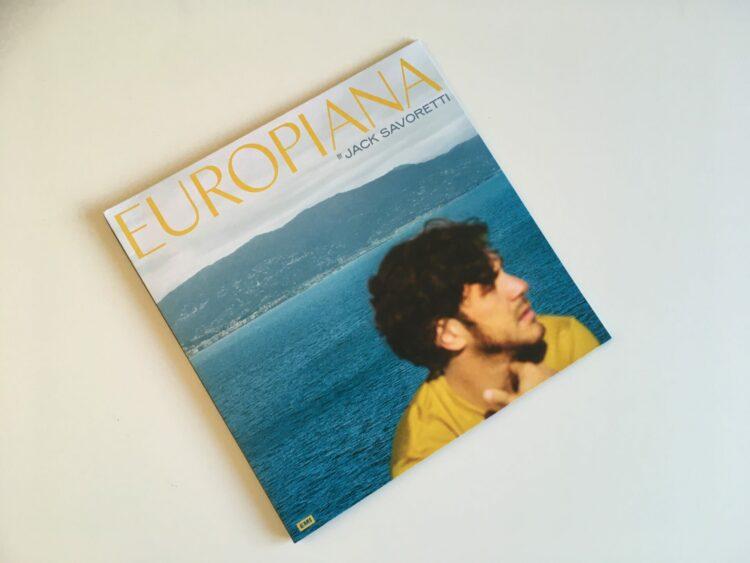 Jack Savoretti - Europiana 1