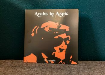 Arabs in Aspic - Progeria
