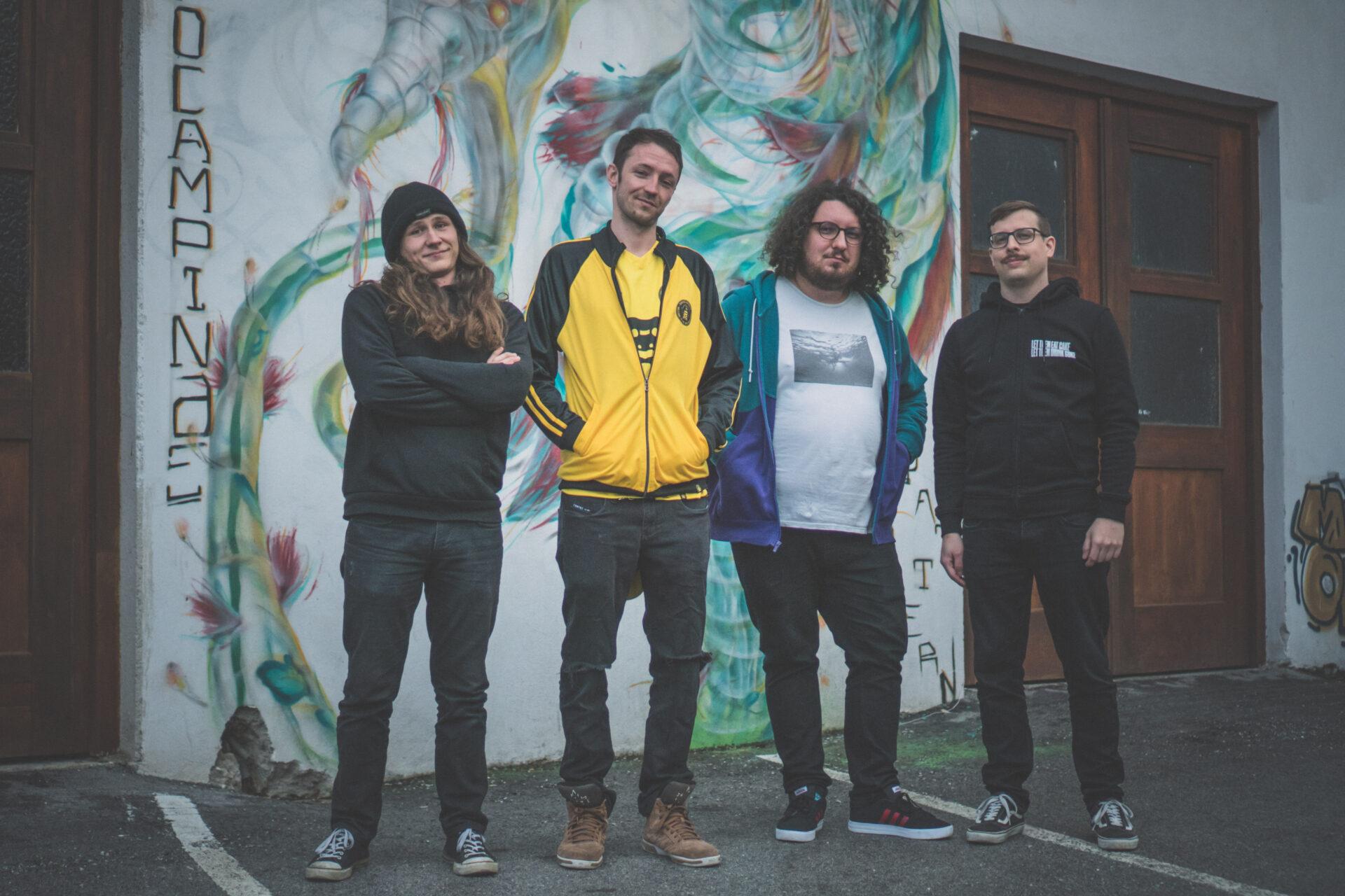 Musik trifft Literatur #15- Interview mit Thomas Mulitzer von Glue Crew 3