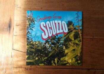 Scuzzo from Greetings - Scuzzo
