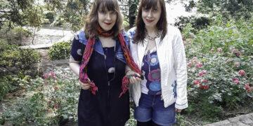 Kersty und Sandra Grether ©Mercedes Reichstein
