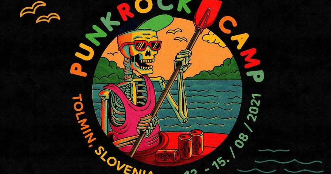 Punk Rock Camp 2.1 @Tolmin / Slowenien 15