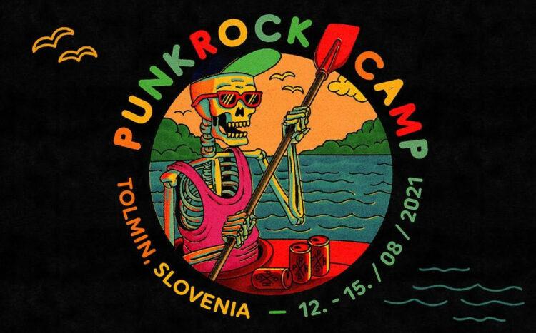 Punk Rock Camp 2.1 @Tolmin / Slowenien 1
