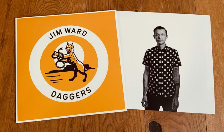 Jim Ward: Daggers