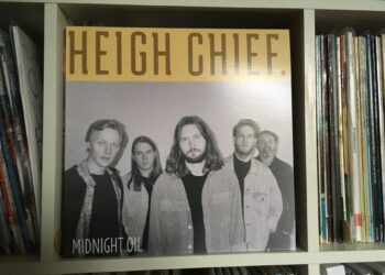Heigh Chief. - Midnight Oil 2