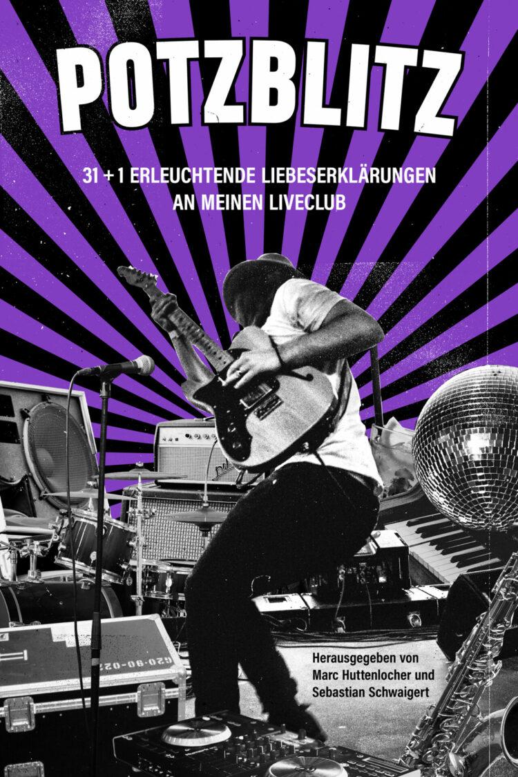 Musik trifft Literatur #16 - Interview mit POTZBLITZ Herausgeber Marc Huttenlocher 1